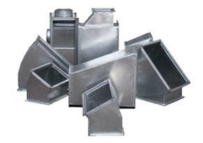 Прямоугольные фасонные изделия
